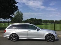 C250 CDI BlueEFFICIENCY AMG Sport Plus 5d Auto p/x and cash considered