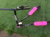 Girls used scooter