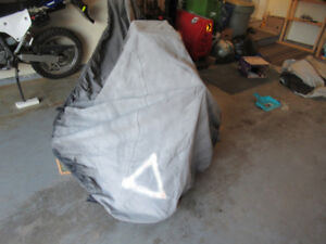 SNOWMOBILE COVER  or MOTOR BIKE COVER