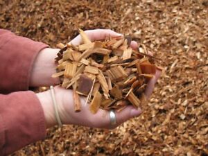 WANTED WOOD CHIPS / MULCH