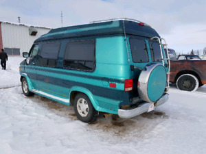 Van Conversions For Sale Alberta