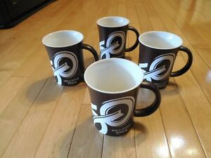 Tim Horton 50th Anniversary Collector Mugs - limited Edition