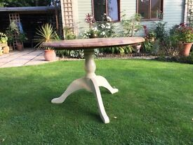 Attractive Pine Table ...106 cms diameter