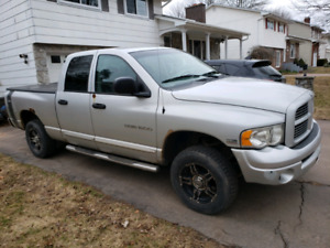 2004 Dodge ram 1500 for sale or trade