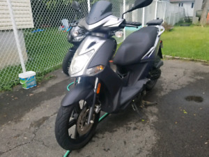 Scooter kymco agility 50