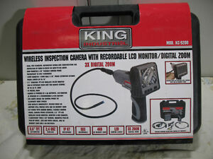 King Inspection Camera (new) $200.00
