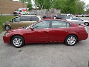 2006 Nissan Altima ASL Sedan   (519)498-9292