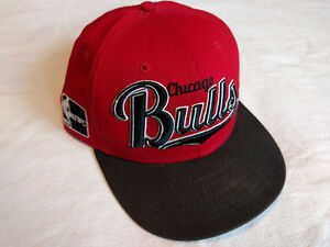 Chicago Bulls Hardwood Classics Snapback Hat - New Era