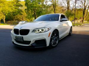 2014 BMW m235i