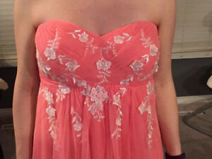 Formal gown (size 12)