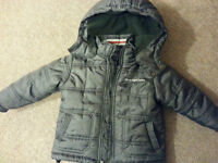 Calvin Klein 18 month winter coat