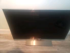 "Faulty 46"" Samsung TV"