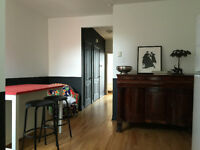 MILE END - Beautiful Large 4 ½  Furnished & Equipped
