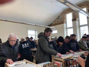 Guelph Record Swap & Sale - October 27 2019