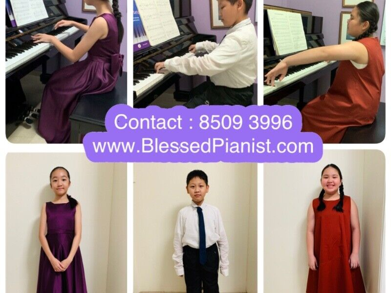 Children Piano Lessons @ Tampines Street 81