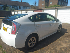 image for Toyota Prius 63 plate PCO Ready