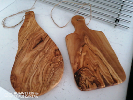 olive chopping boards