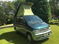 4 BERTH MAZDA BONGO CAMPER 2.5td GREAT SPEC POWER ROOF GRILL SINK HOBS