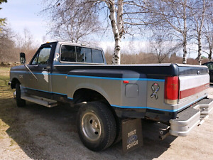 88 Ford dolly truck