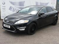 2011 FORD MONDEO 2.0 TITANIUM TDCI 163 DIESEL 18 INCH ALLOY WHEELS PRIVACY GLASS