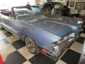 1965 Pontiac Parisienne Convertible Very clean 1 owner car!