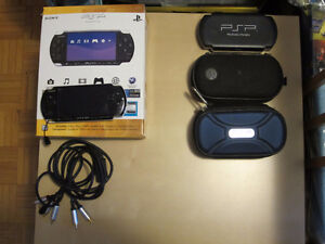 PSP 3001 Bundle Games+Accesories For Sale