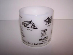 Federal Glass coffee mug Minnesota Taconite Country Processing London Ontario image 3