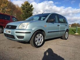Ford Fusion 2 1.6 2003