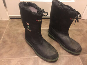 Two Pairs of CSA Work Boots Size 12/13 - $20/both