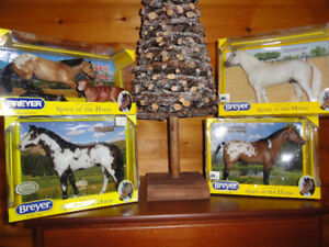 TRADITIONAL SIZE BREYER HORSES
