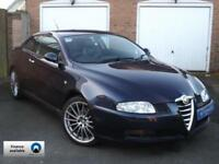 2006 (06) Alfa Romeo GT 1.9 JTDM Coupe // DIESEL // FULL LEATHER //