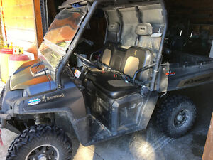 Polaris Ranger Stealth