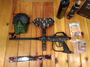Fusil paintball TAC-5M recon