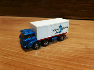 Tomica Fuso Truck Series #7