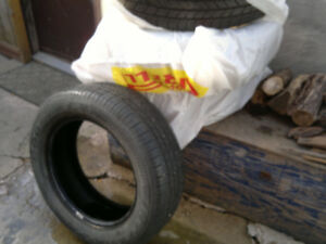 Set of 4 Tires 225/60/17
