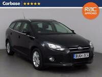 2014 FORD FOCUS 2.0 TDCi Titanium Navigator 5dr Estate