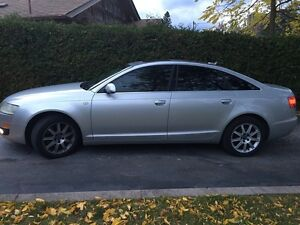 Audi A6 2005 AWD FULLY LOADED
