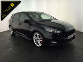 2015 FORD FOCUS ST-2 TURBO 5 DOOR HATCHBACK SERVICE HISTORY FINANCE PX WELCOME