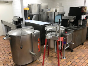 used commercial kitchen equipment restaurant for sale