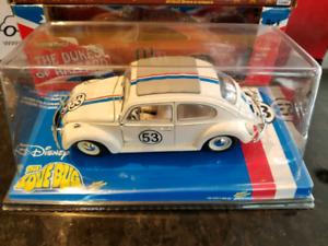 1:18 Diecast Johnny Lightning Herbie The Love Bug Disney