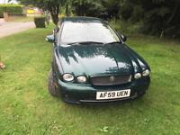 Jaguar X-TYPE 2.0 Diesel, FSH, Fully loaded