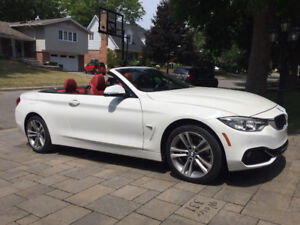 2015 BMW 428i xdrive. Convertible Premium Executive Package.