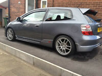 Mitsubishi Evo 9 Enkei Alloys with Toyo Proxes Tyres all around! - Civic Type R, Integra, Honda
