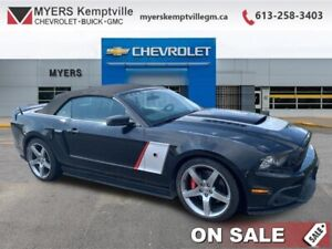 2014 Ford Mustang GT  ROUSH STAGE 3 675HP !!!!  - Leather Seats