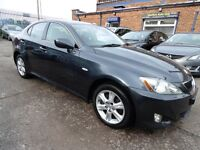 Lexus IS 220D ( LOW RATE FINANCE AVAILABLE + STUNNING) (grey) 2008