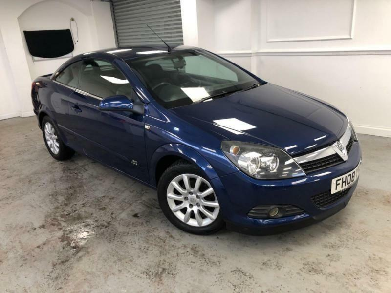2008 Vauxhall Astra 18i Coupe Twin Top Sport