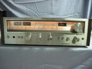 Pioneer SX-580 AM/FM Stereo Receiver