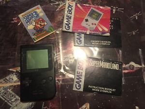 Gameboy, 3ds and games