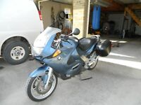 1998 BMW K1200RS Motorcycle For Sale