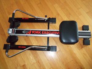 2 rameurs YORK executive de qualitée